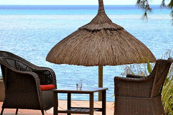 Cocotiers Hotel Restaurant Ocean View